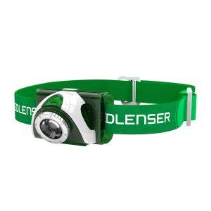 Ledlenser SEO3 Green