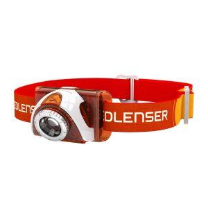 Ledlenser SEO3 Orange