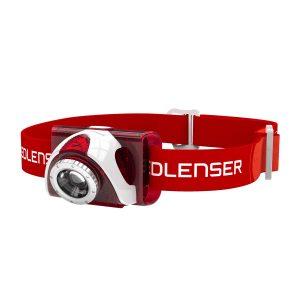 Ledlenser SEO5 Red