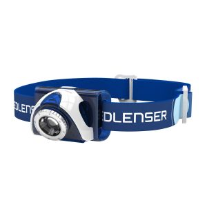 Ledlenser SEO7R Blue