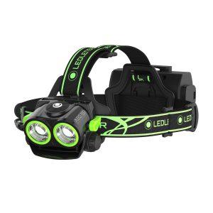 Ledlenser XEO19R Adventure Sports Kit – Green